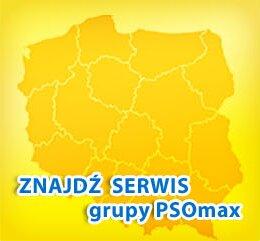 ZNAJDŹ SERWIS grupy PSOmax